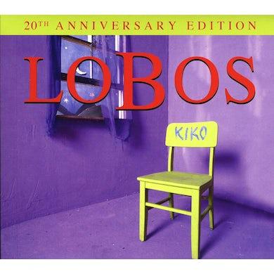 Los Lobos KIKO: 20TH ANNIVERSARY EDITION CD
