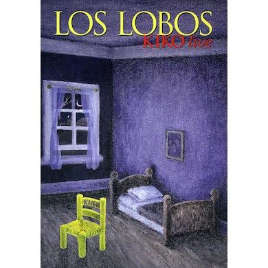 Los Lobos KIKO LIVE DVD