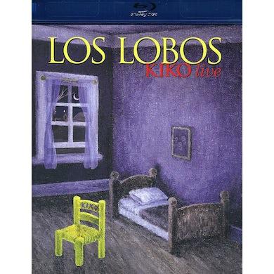 Los Lobos KIKO LIVE Blu-ray