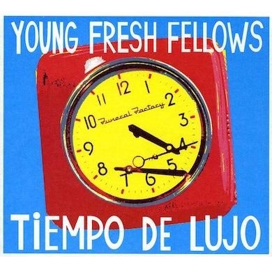 Young Fresh Fellows TIEMPO DE LUJO CD
