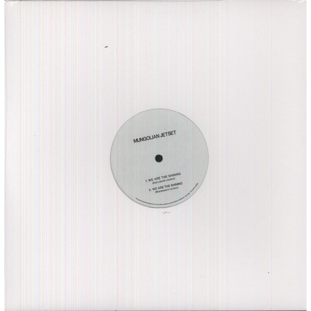 Mungolian Jetset SMELLS LIKE GASOLINE Vinyl Record