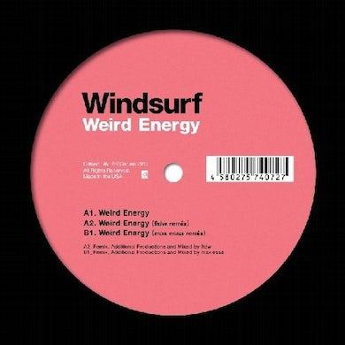 Windsurf WEIRD ENERGY REMIX Vinyl Record