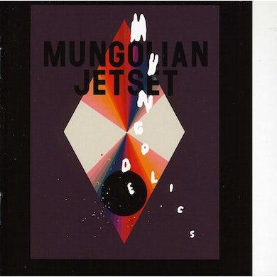 Mungolian Jetset MUNGODELICS CD