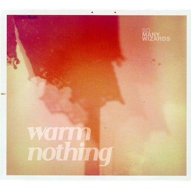 So Many Wizards WARM NOTHING CD