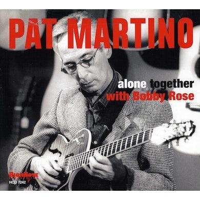 Pat Martino ALONE TOGETHER CD