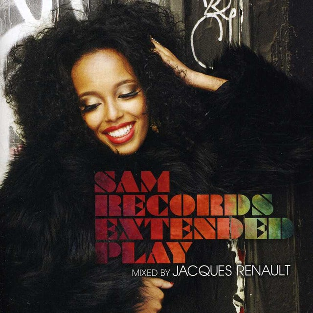 Jacques Renault SAM RECORDS EXTENDED PLAY MIXED BY JACQUES CD
