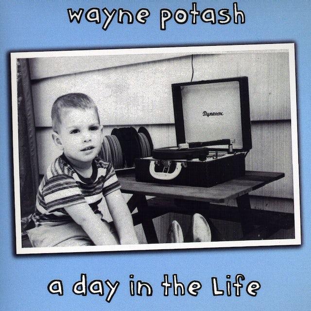 Wayne Potash A DAY IN THE LIFE CD