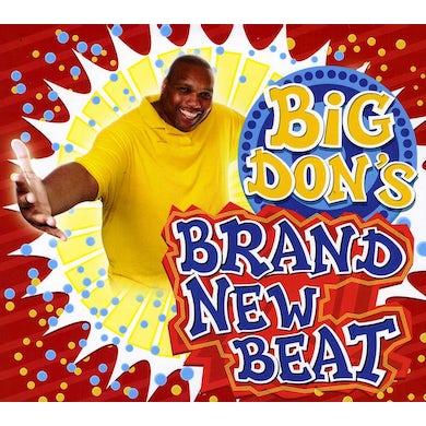 BIG DON'S BRAND NEW BEAT CD