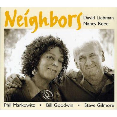David Liebman NEIGHBORS CD