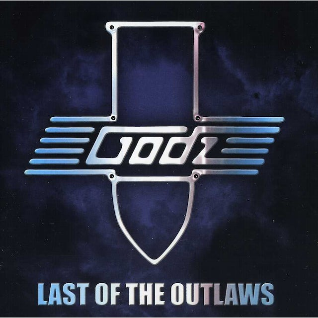 Godz LAST OF THE OUTLAWS CD