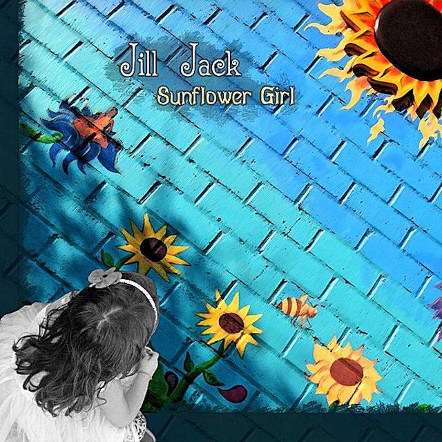 Jill Jack SUNFLOWER GIRL CD