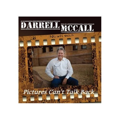 Darrell McCall PICTURES CAN'T TALK BACK CD