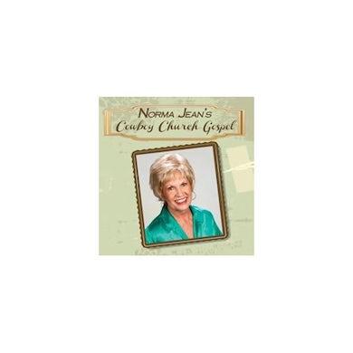NORMA JEAN'S COWBOY CHURCH GOSPEL CD