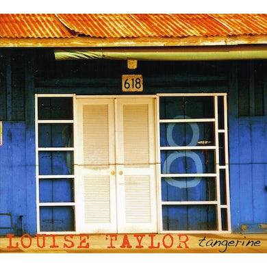 Louise Taylor TANGERINE CD