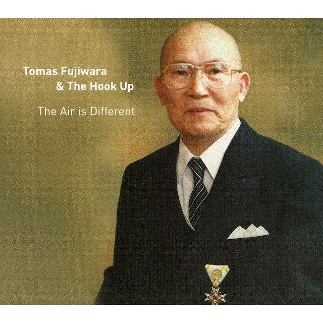 Tomas Fujiwara THE AIR IS DIFFERENT CD
