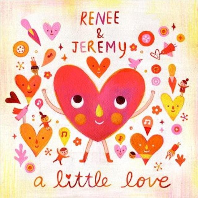 Renee & Jeremy A LITTLE LOVE CD