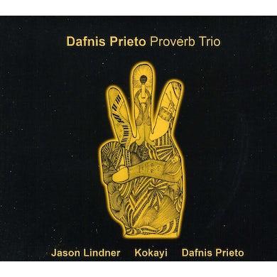 DAFNIS PRIETO PROVERB TRIO CD