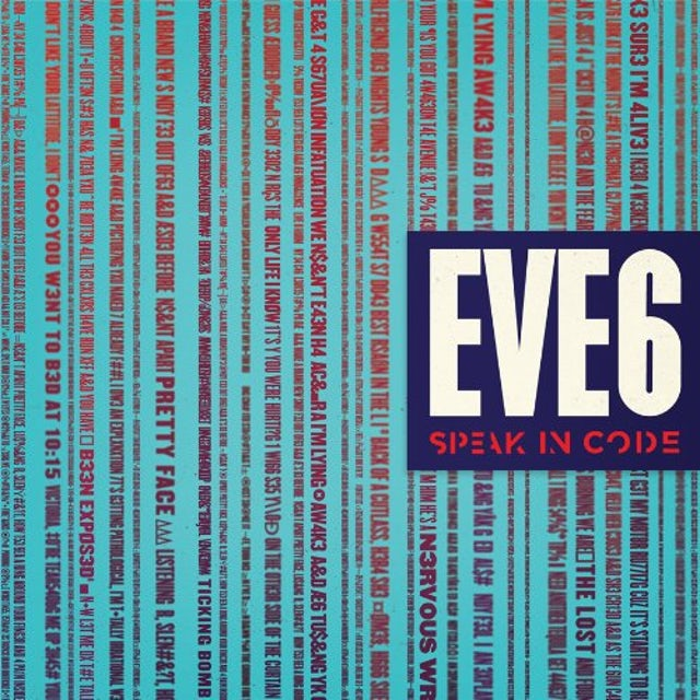 Eve 6 SPEAK IN CODE Vinyl Record