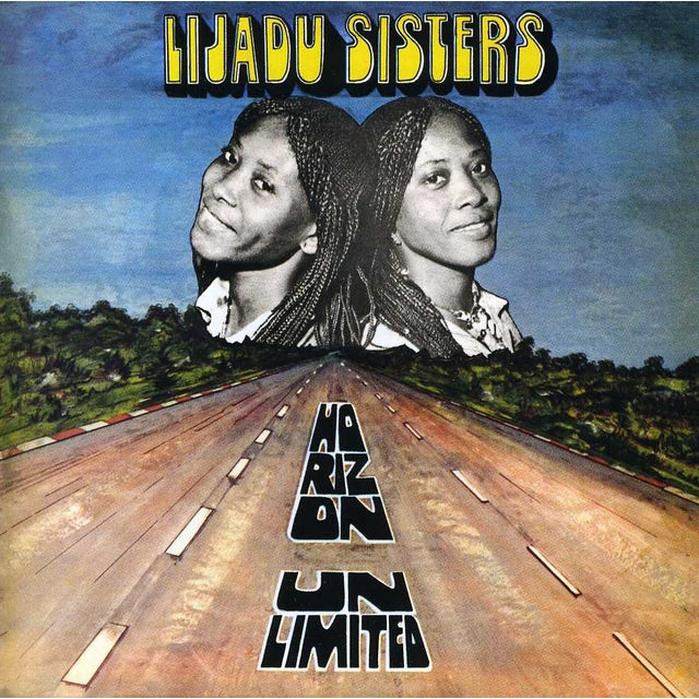 Lijadu Sisters HORIZON UNLIMITED CD