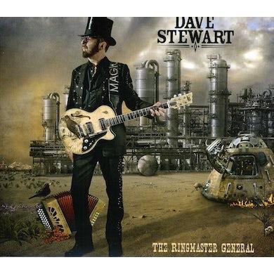 Dave Stewart RINGMASTER GENERAL CD
