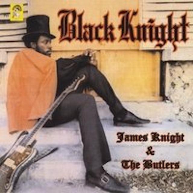 James Knight & Butlers BLACK KNIGHT Vinyl Record