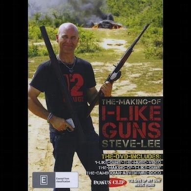 Steve Lee MAKING OF I LIKE GUNS DVD