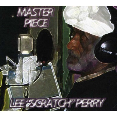 Lee Scratch Perry MASTER PIECE CD
