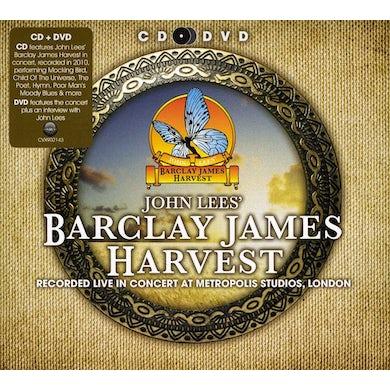 Barclay James Harvest LIVE IN CONCERT AT METROPOLIS STUDIOS CD