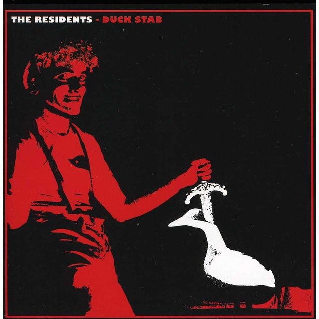 Residents DUCK STAB CD