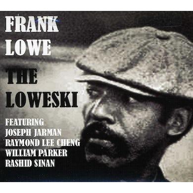 Frank Lowe LOWESKI CD