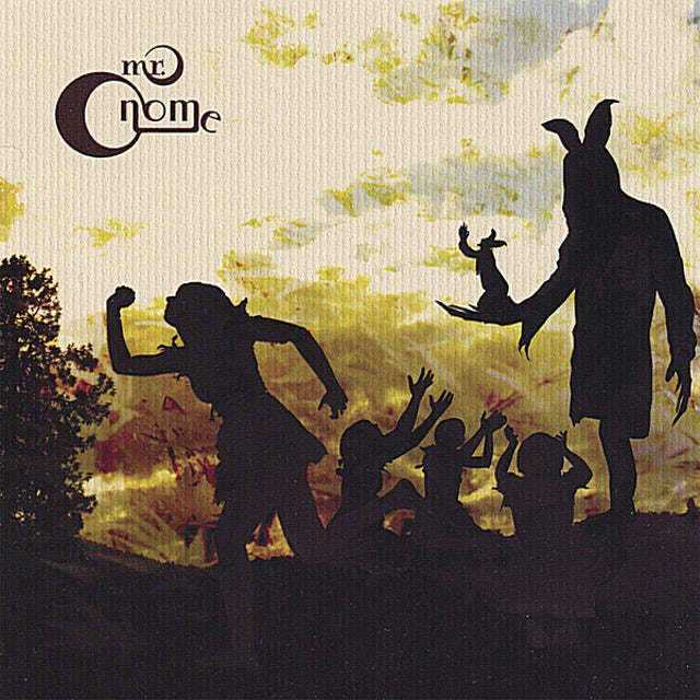 Mr Gnome DELIVER THIS CREATURE CD