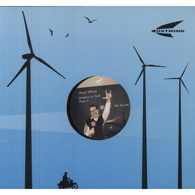 Marc Depulse LESSONS IN DUB PART 3 Vinyl Record