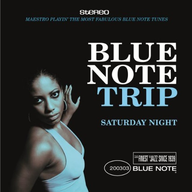 Blue Note Trip: Saturday Night / Various Vinyl Record - 180 Gram Pressing
