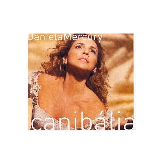 Daniela Mercury CANIBALIA SOL DO SUL CD
