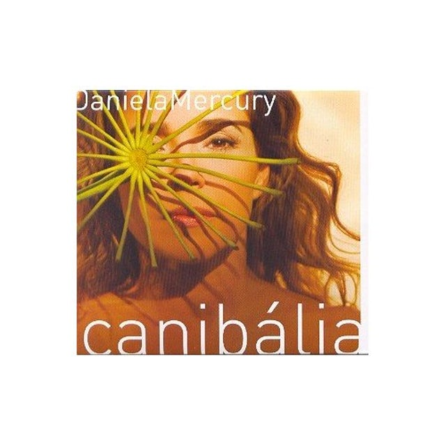 Daniela Mercury CANIBALIA TRIO EM TRANSE CD
