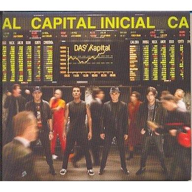 Capital Inicial DAS KAPITAL CD