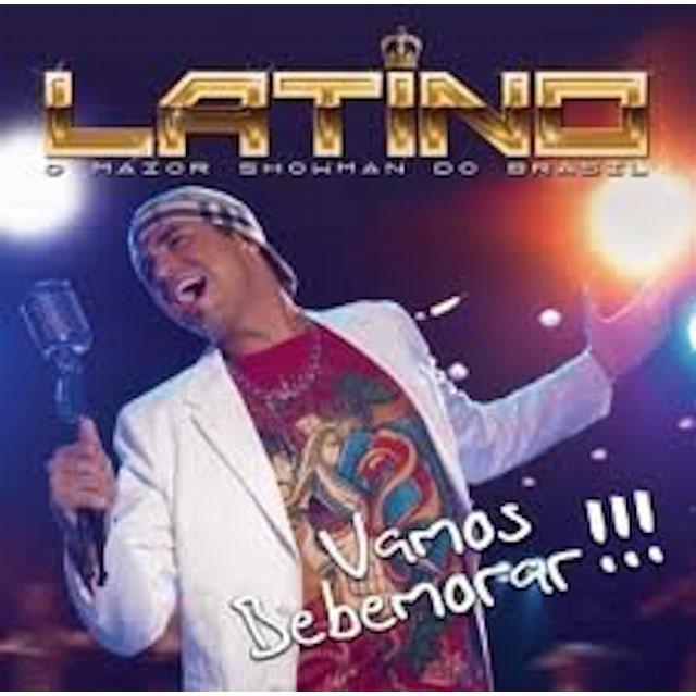 Latino VAMOS BEBEMORAR AO VIVO CD