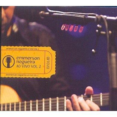 Emmerson Nogueira AO VIVO 2 CD