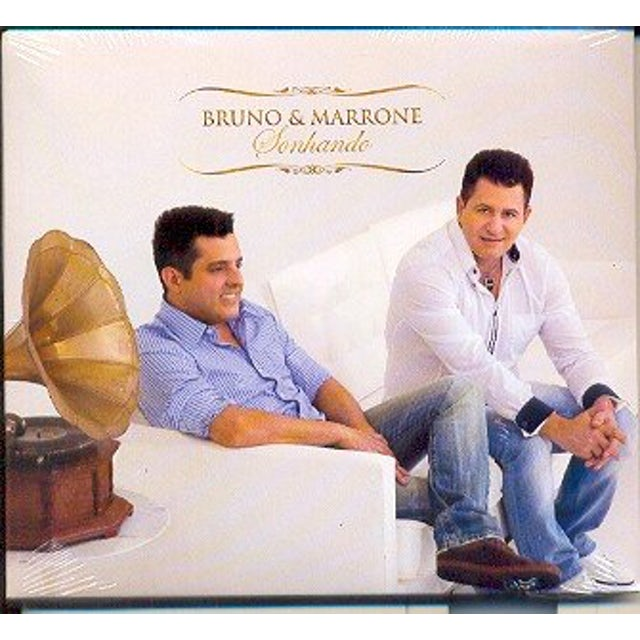 Bruno & Marrone SONHANDO CD