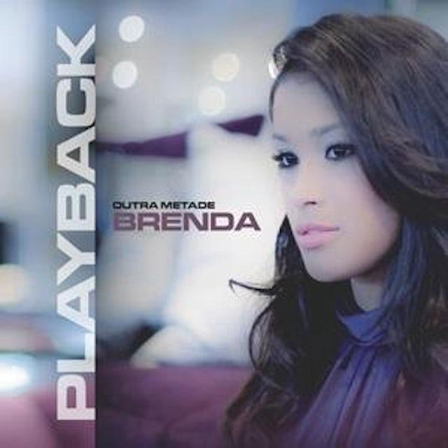Brenda OUTRA METADE: PLAYBACK CD