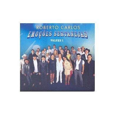 Roberto Carlos EMOCOES SERTANEJAS 1 CD