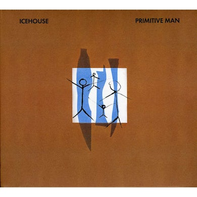 Icehouse PRIMITIVE MAN CD