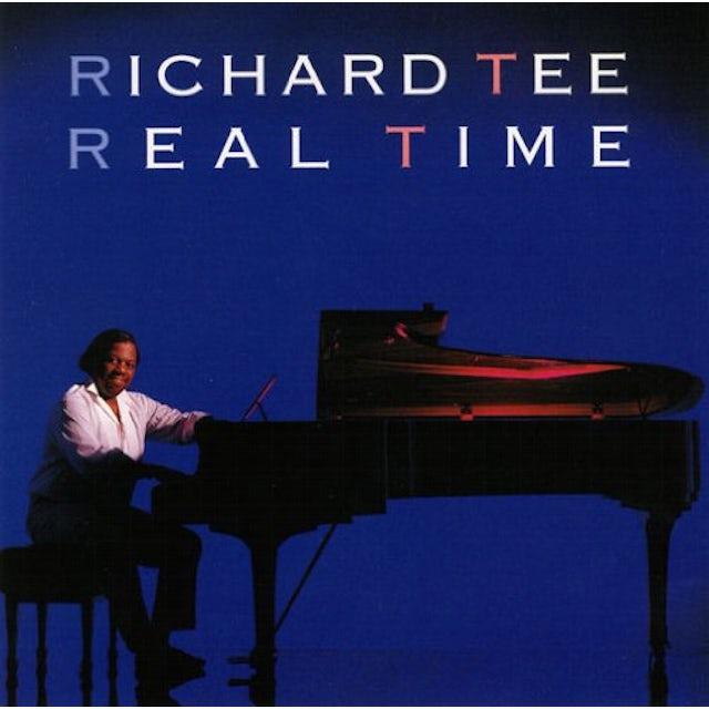 Richard Tee REAL TIME CD