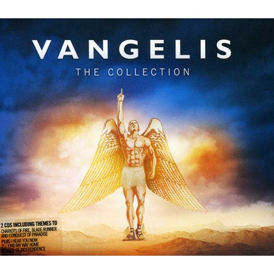 Vangelis COLLECTION CD
