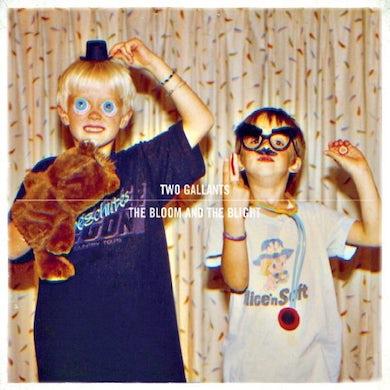 Two Gallants BLOOM & THE BLIGHT Vinyl Record