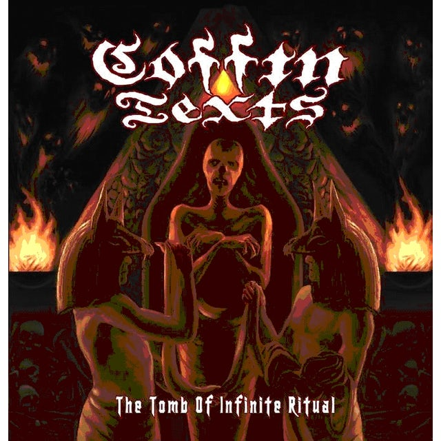 Coffin Texts TOMB OF INFINITE RITUAL CD