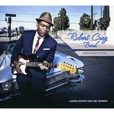 Robert Cray NOTHIN BUT LOVE CD