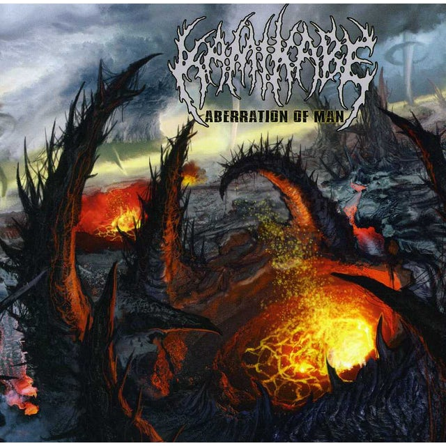 Kamikabe ABERRATION OF MAN CD