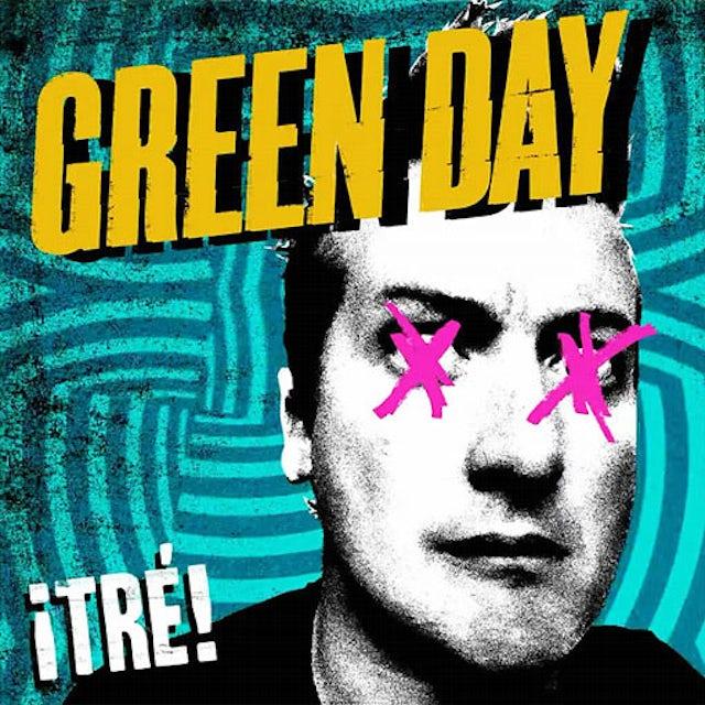 Green Day TRE Vinyl Record