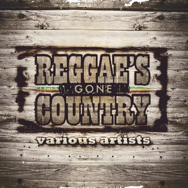 Reggae Gone Country / Various Vinyl Record
